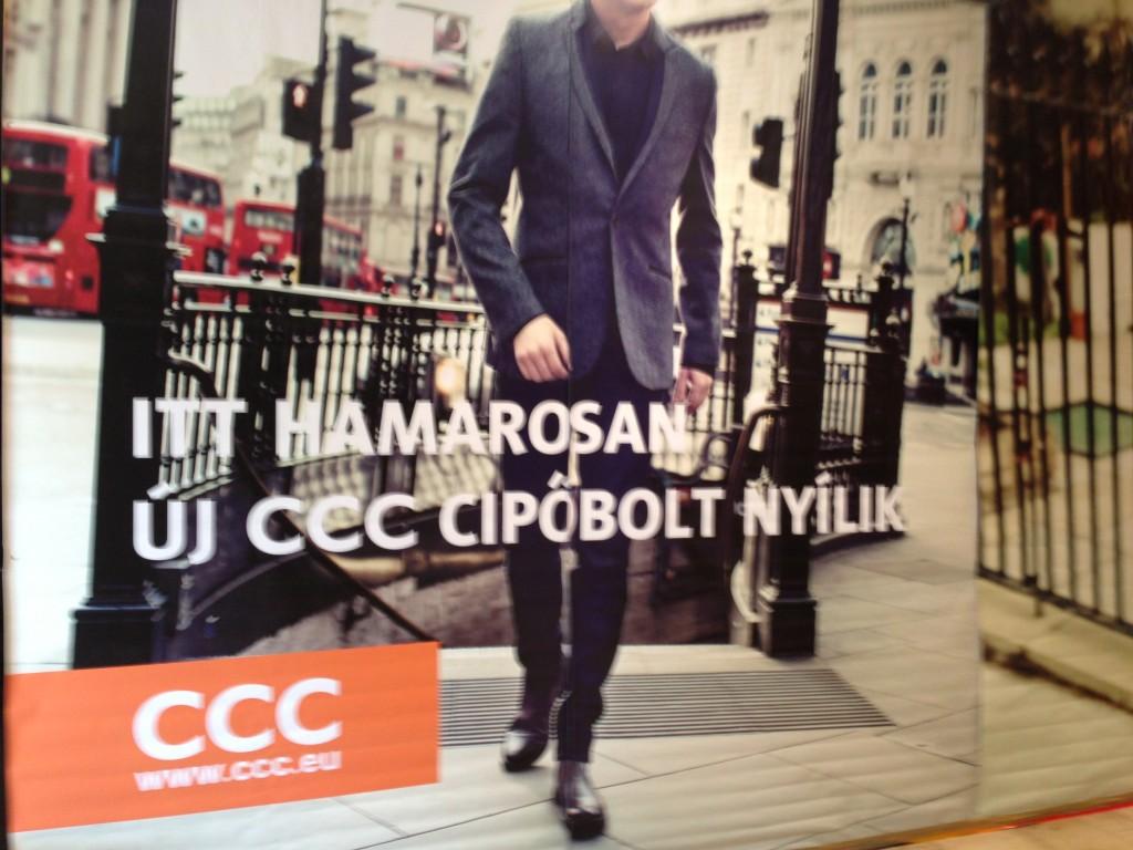CCC Cipő